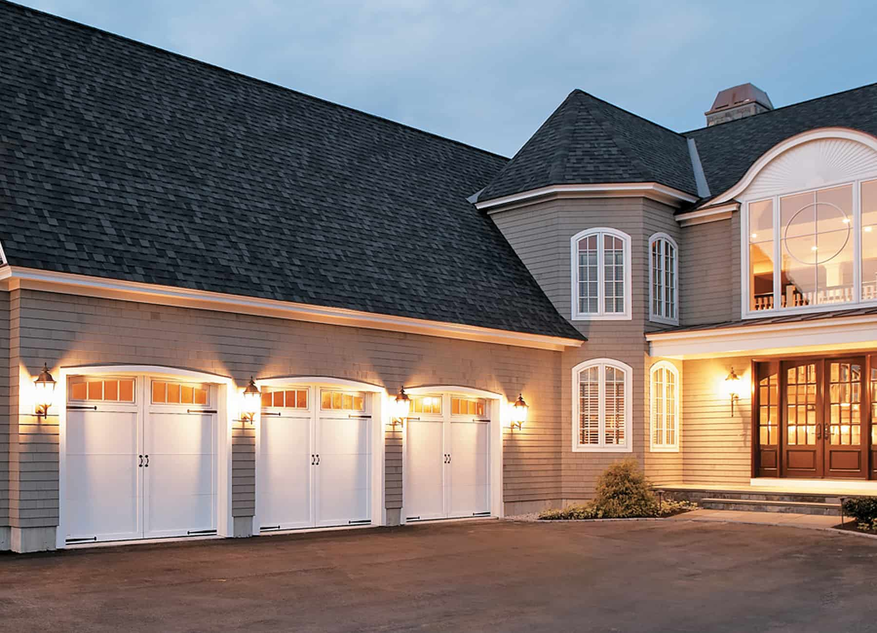 , Impression Steel Garage Doors, Overhead Door Company of Battle Creek Jackson & Ann Arbor