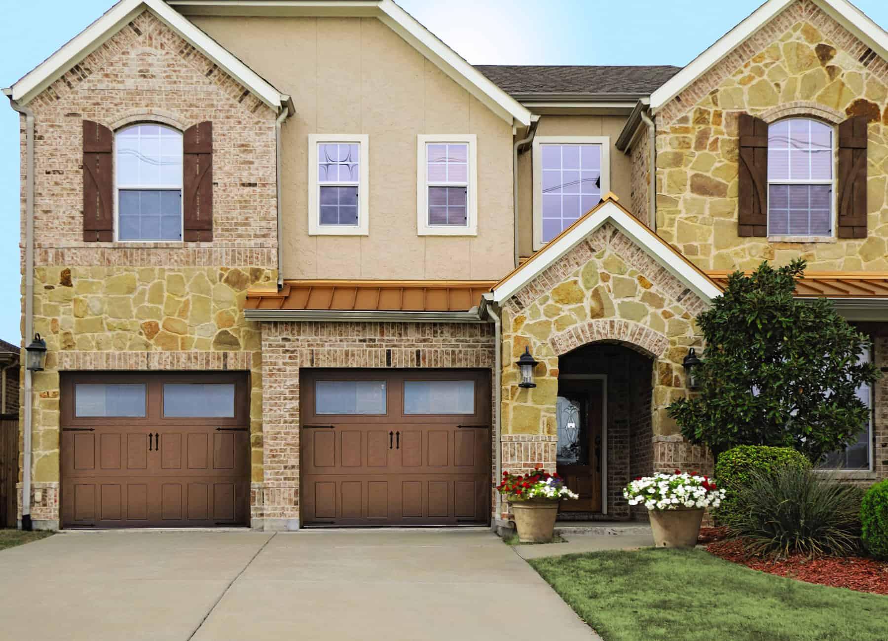 , Impression Steel Garage Doors, Overhead Door Company of Battle Creek Jackson and Ann Arbor