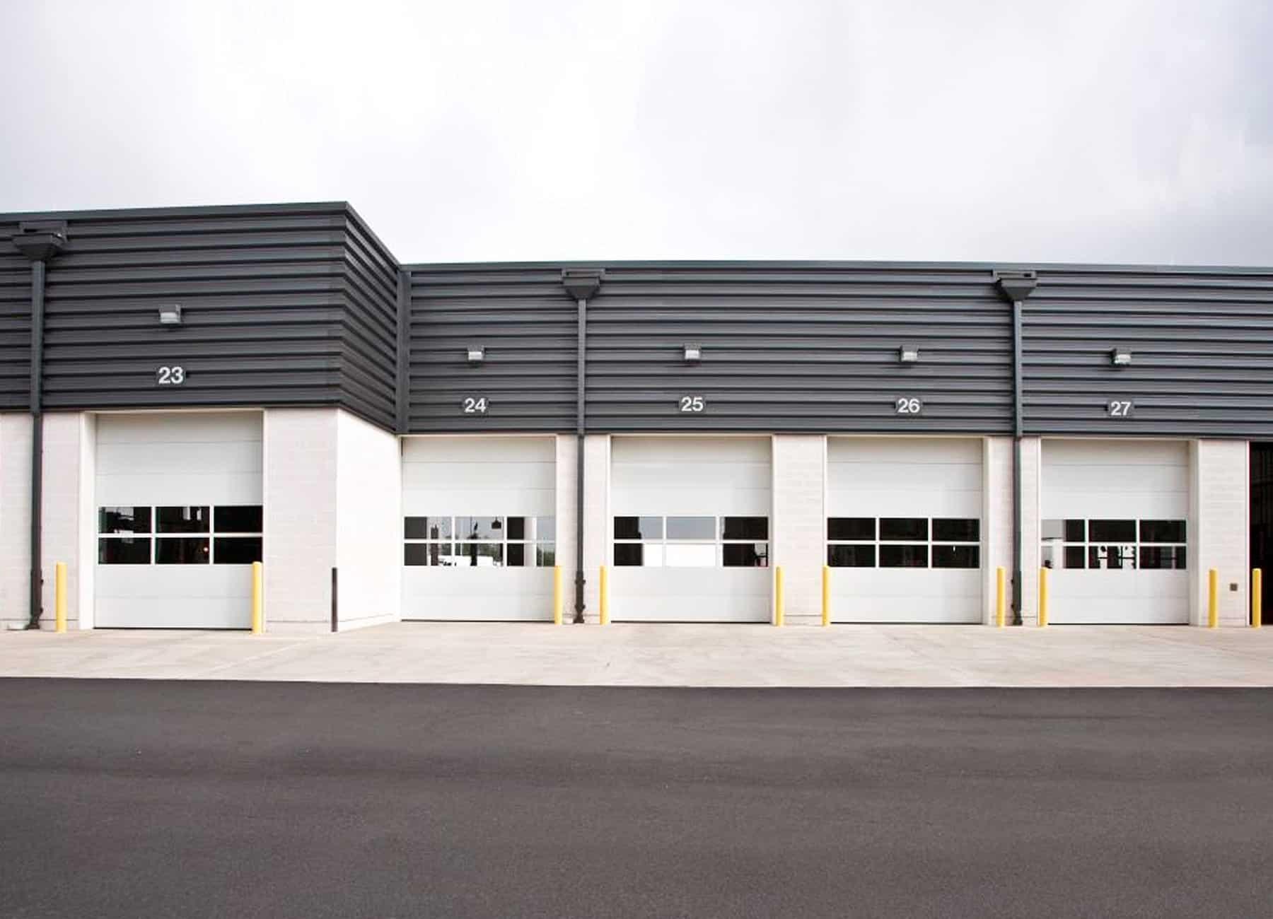, Sectional Doors, Overhead Door Company of Battle Creek & Jackson