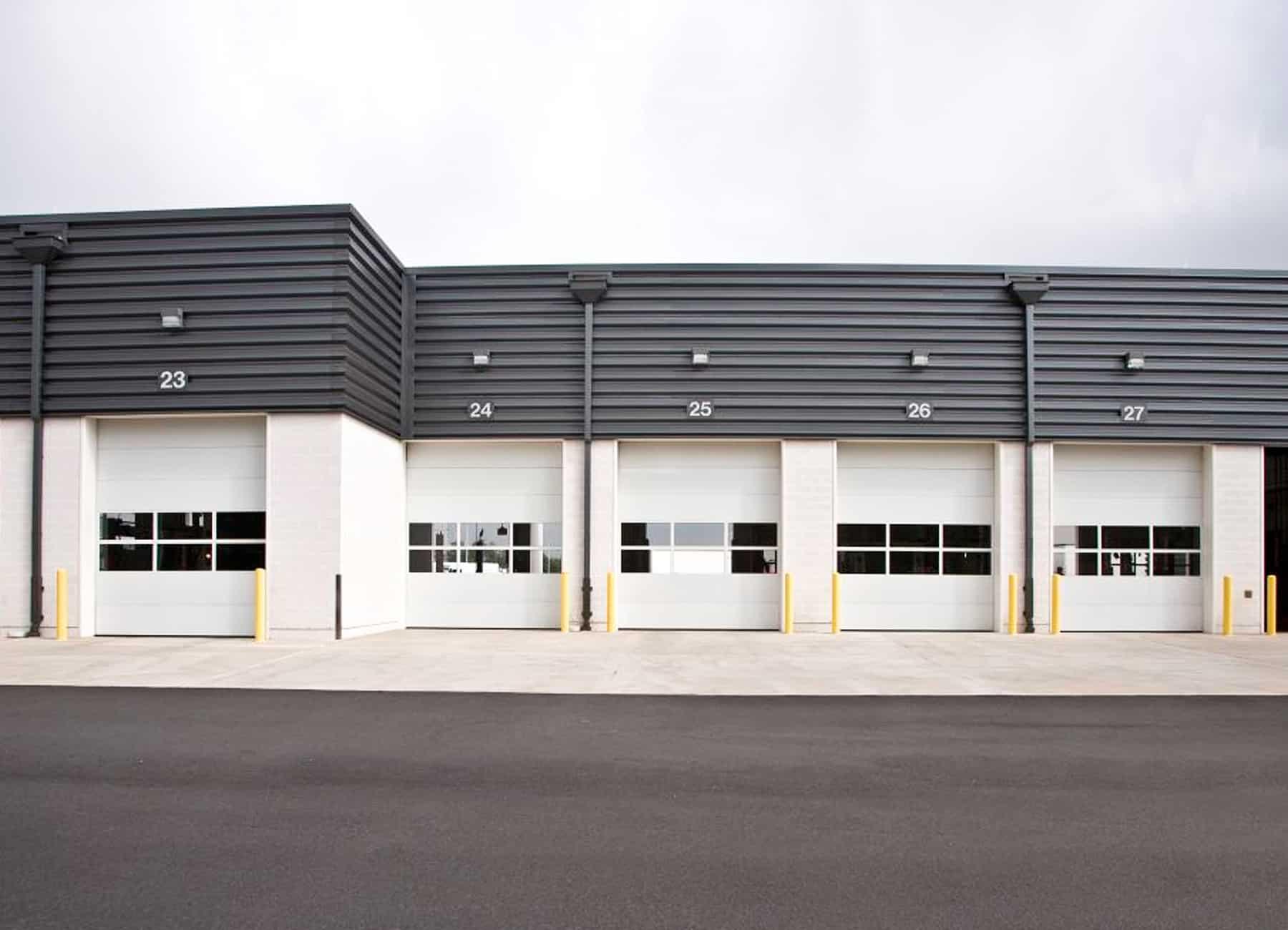 Commercial Garage Doors, Commercial Garage Doors, Overhead Door Company of Battle Creek & Jackson
