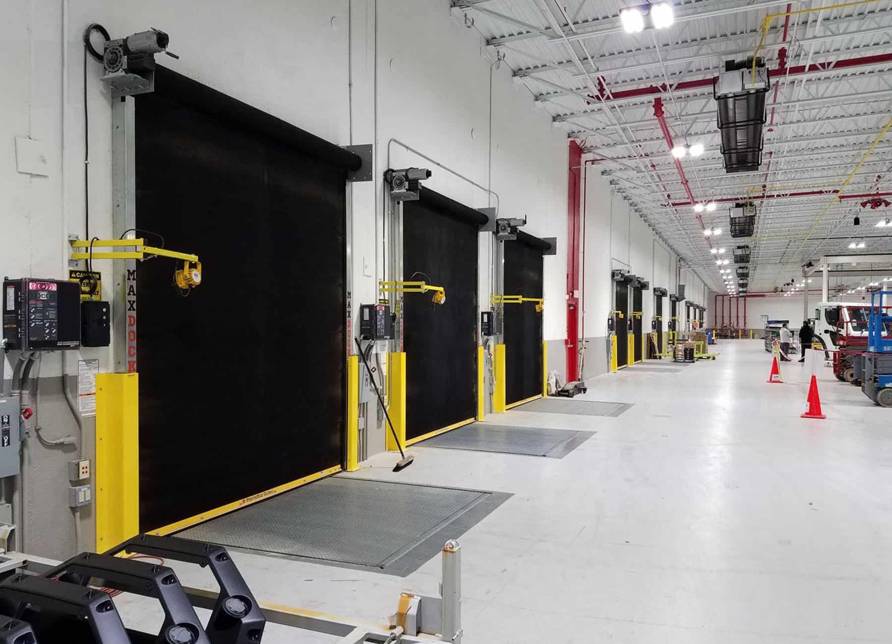 High-Speed Doors, High Speed Doors, Overhead Door Company of Battle Creek Jackson and Ann Arbor