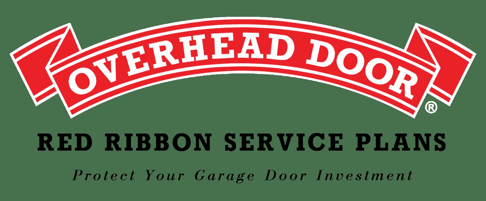 , Red Ribbon Service Plans, Overhead Door Company of Battle Creek & Jackson, Overhead Door Company of Battle Creek & Jackson