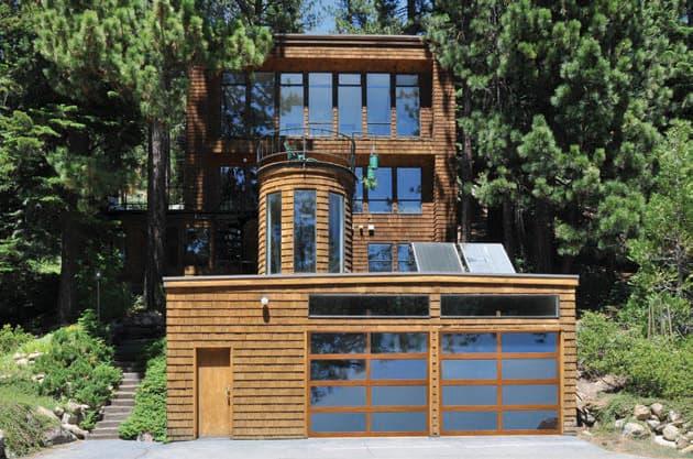 Aluminum Garage Doors, Modern Aluminum Garage Doors, Overhead Door Company of Battle Creek Jackson and Ann Arbor