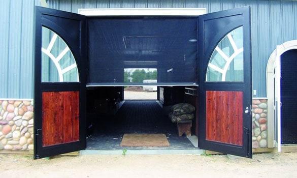 , Retractable Screens, Overhead Door Company of Battle Creek & Jackson, Overhead Door Company of Battle Creek & Jackson