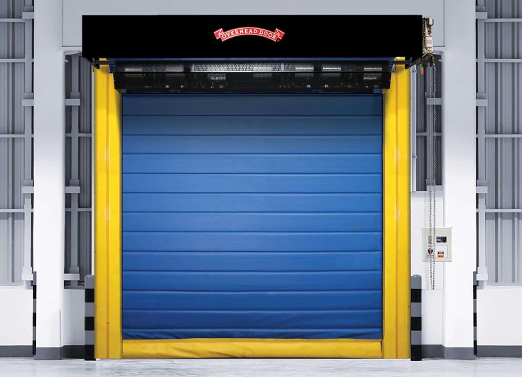 , High Speed Doors, Overhead Door Company of Battle Creek & Jackson