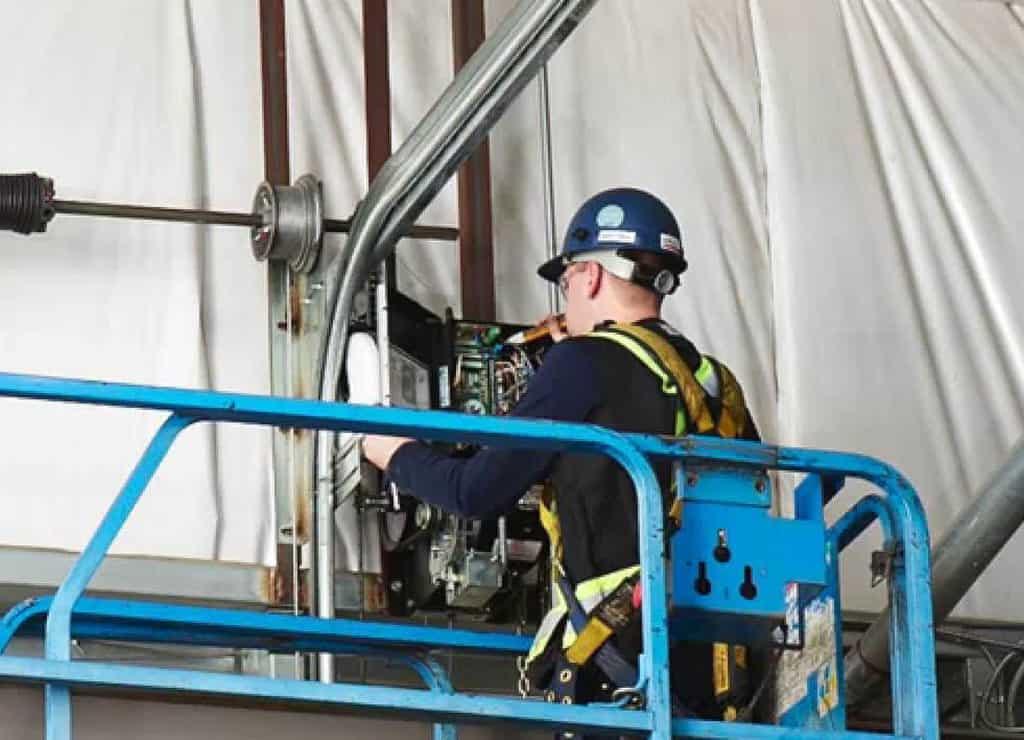 Impact Recovery Bollards, Bollards and Protection Equipment, Overhead Door Company of Battle Creek & Jackson