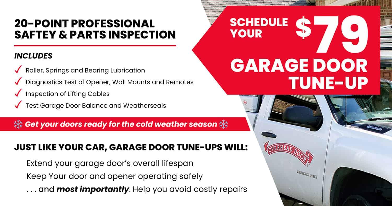 Garage Door Repair, Garage Door Repair Services, Overhead Door Company of Battle Creek & Jackson